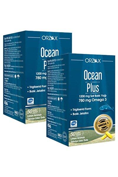 Plus 1200 Mg Omega3 Balık Yağı 50 Kapsül 2 Adet Skt: 04/2023