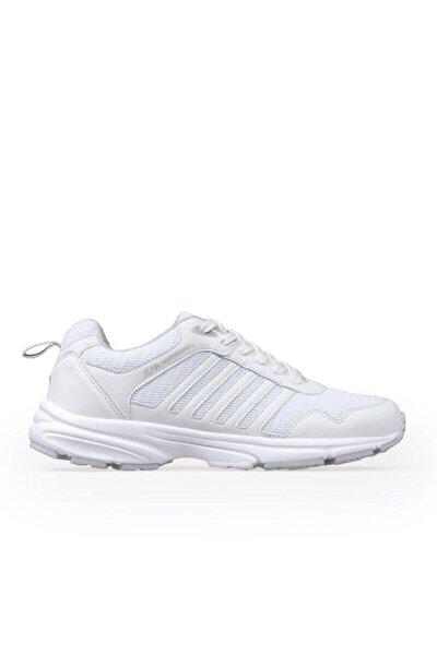 Beyaz Erkek Spor Ayakkabı 191-6803