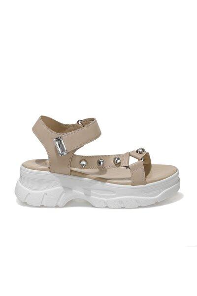 21S-0931FX Pudra Kadın Spor Sandalet 101014321