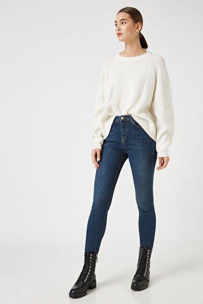 Dark İndigo Kadın Jeans 1KAK47674MD