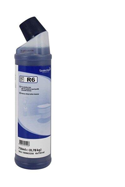 Taski R6 Tuvalet Temizleme Ürünü 750ml Ağır Kir Temizlik