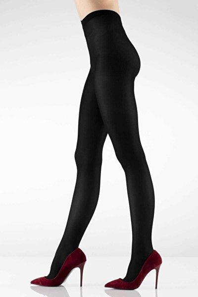 Kadın Siyah Micro 40 Den Külotlu Çorap