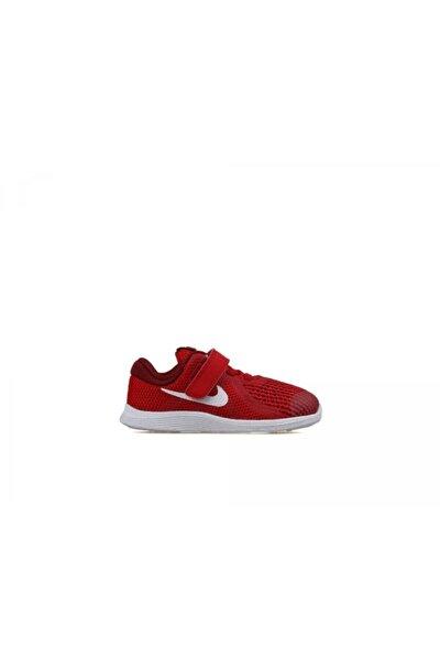 Çocuk Kırmızı Koşu Ayakkabısı 943304-601