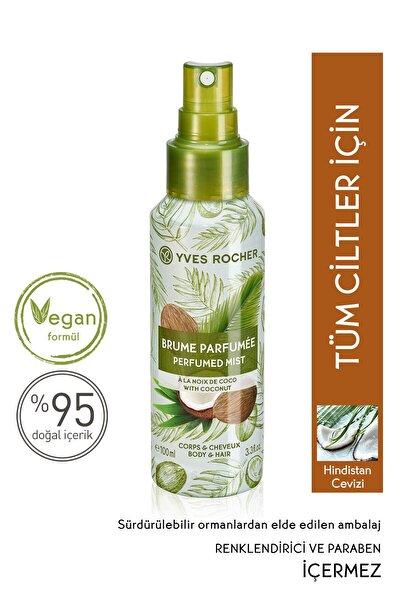 Saç ve Vücut Spreyi - Hindistan Cevizi - 100 ml