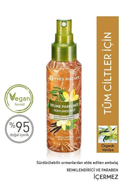 Saç ve Vücut Spreyi - Vanilya - 100 ml