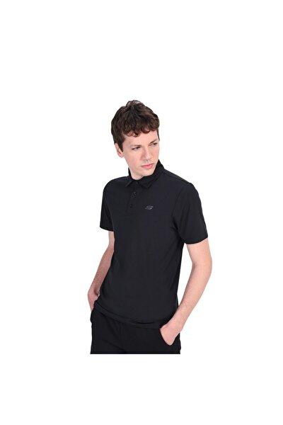 Polo's M Stretch Polo Erkek Siyah Polo Yaka Tshirt