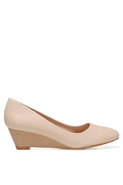 LICLA2 1FX NUDE Kadın Dolgu Topuklu Ayakkabı 101029384