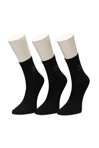 SN411 DANNY KISA SOKET 3L Siyah Erkek Çorap 100669312