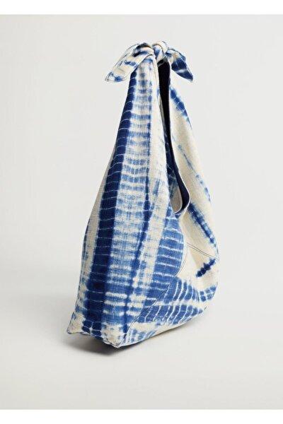 Batik Bucket Çanta