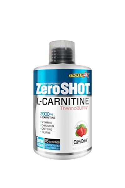 L-carnitine Yağ Yakıcı Termojenik Vitamin Çilek Aroma 480ml