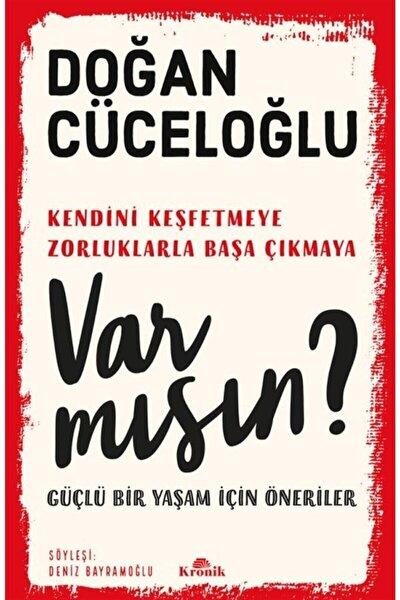 Var Mısın Doğan Cüceloğlu 2-9786057635839