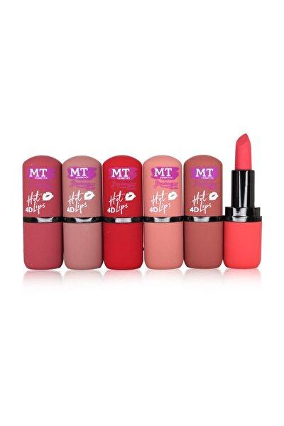 4d Hot Lips 6 Lı Ruj Seti 01