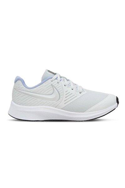 Kadın Beyaz Star Runner 2 Spor Ayakkabı Aq3542-007