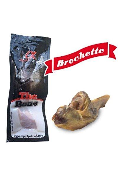 Brochette Ile Birlikte Yarım Ham Domuz Kemik 210 gr