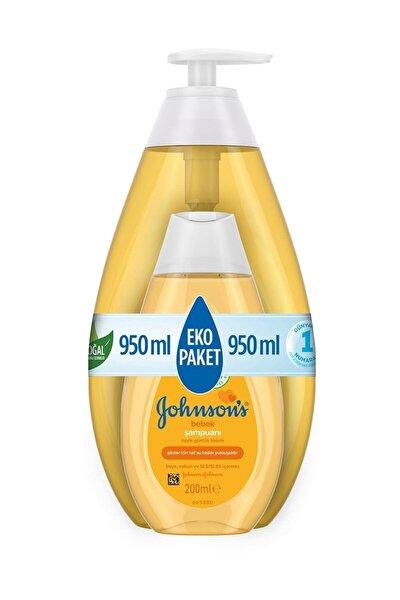 Unisex Bebek Johnson's Baby Şampuanı Eko Paket 950 Ml