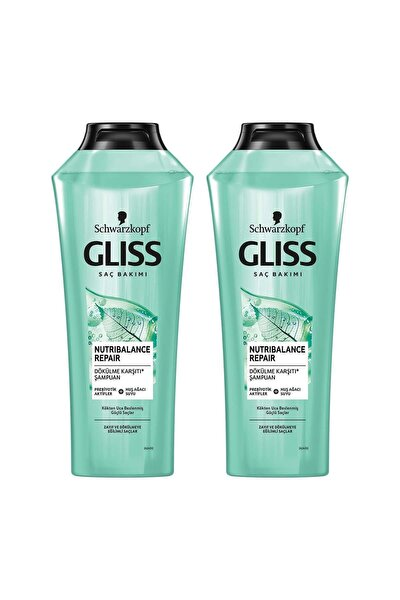 Nutribalance Repair Saç Dökülmesi Karşıtı Şampuan 360 ml 2'li