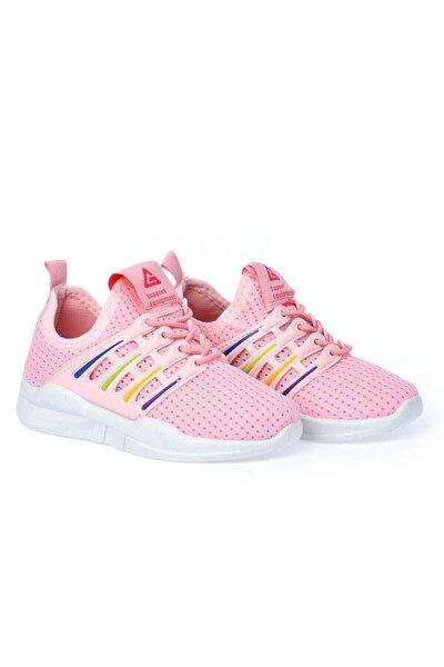 02921 Günlük Fileli Kız/erkek Çocuk Spor Ayakkabı