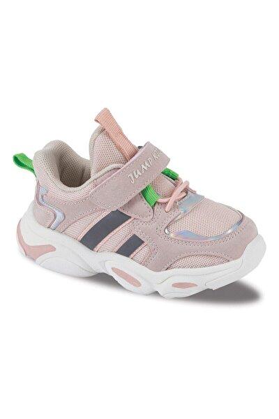 Çocuk Spor Ayakkabı 26056 E Lt.pınk/green