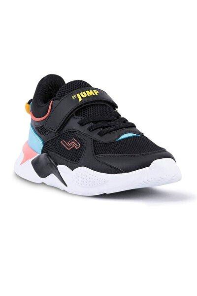 Unisex Çocuk Siyah Royal Spor Ayakkabı 24931