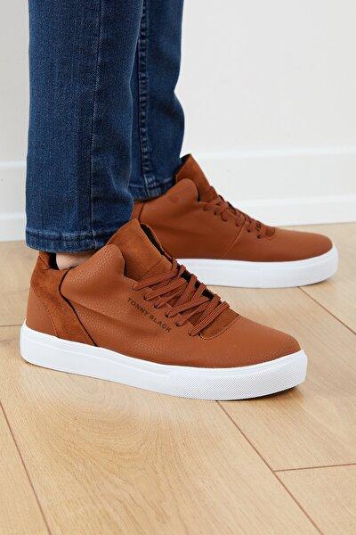 Erkek Ayakkabı Casual Taba Cu223