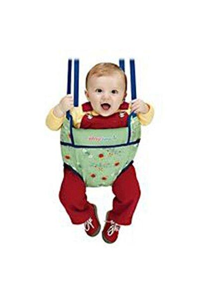Erkek Bebek Hoppala Yürüteç Zıp Çelik Askılı 18 Kg Taşıma Kapasiteli