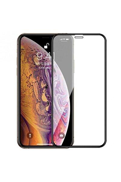 Iphone 12 Pro Tam Kaplayan Kırılmaz Cam Ekran Koruyucu Flim (fullcoverage Ceramıcs)