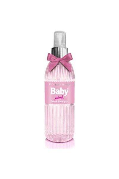 Baby Pınk Silindir Pet Şişe 150 ml