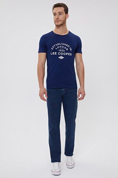 Yüksek Bel Düz Kesim Pamuklu Ricky Jeans Erkek Kot Pantolon 211 Lcm 121014 Dn1371