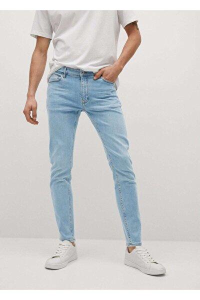 Açık Yıkama Skinny Jude Jean Pantolon