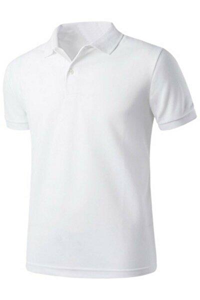 Erkek Çocuk Kısa Kollu Okul Polo Yaka T-shirt 5-17 Yaş