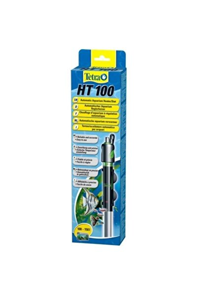 Tec Ht 100 W Akvaryum Su Isıtıcısı (100-150lt.)