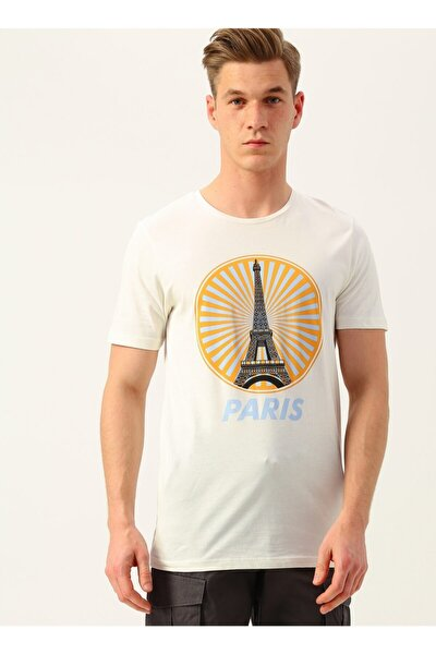Erkek Europes T-shirt