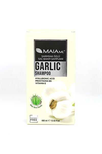 Sarımsak Şampuanı Aleo Vera Ilaveli 400 ml