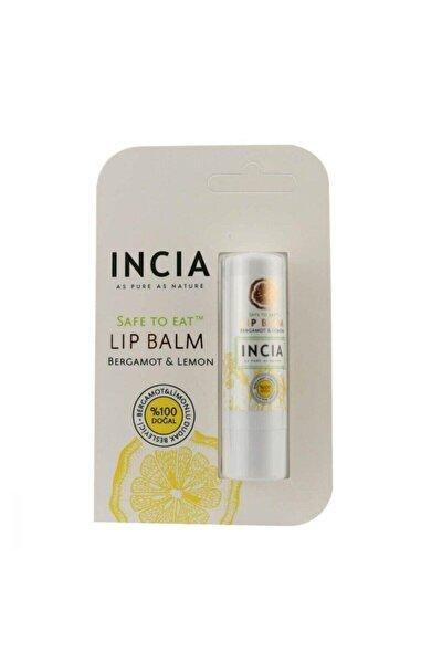 Lip Balm Bergamot Ve Limonlu Dudak Besleyici 6 Gram