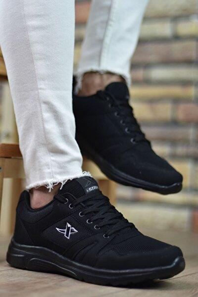 Siyah Siyah Unisex Sneaker 12020