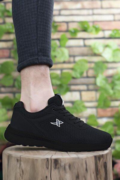Unisex Siyah Siyah Sneaker 0012065