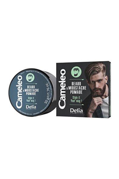 Cameleo Beard & Moustache Sakal ve Bıyık Pomatı 50 gr