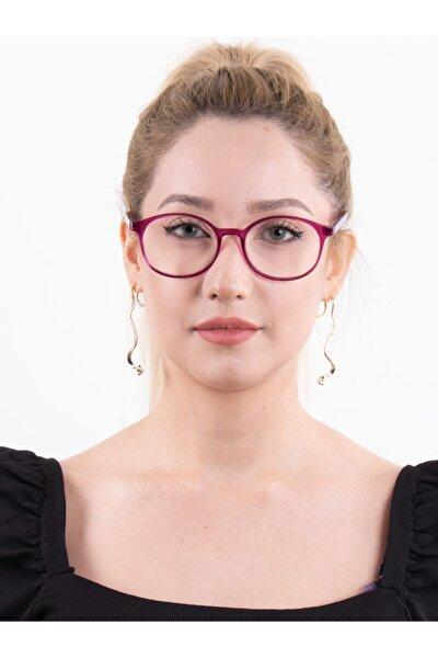 Bylook Kadın Uv400 Mavi Işık Korumalı Dinlendirici Bilgisayar Ekran Gözlüğü