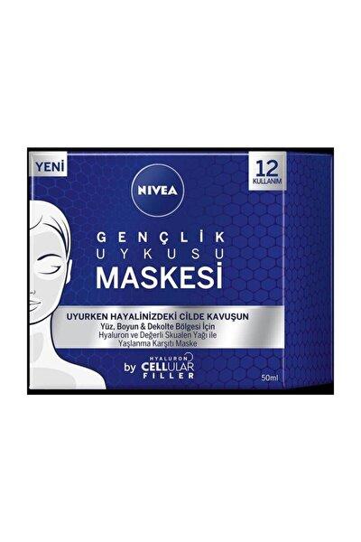 Hyaluron Cellular Filler Gençlik Uykusu Yüz Maskesi 50 ml