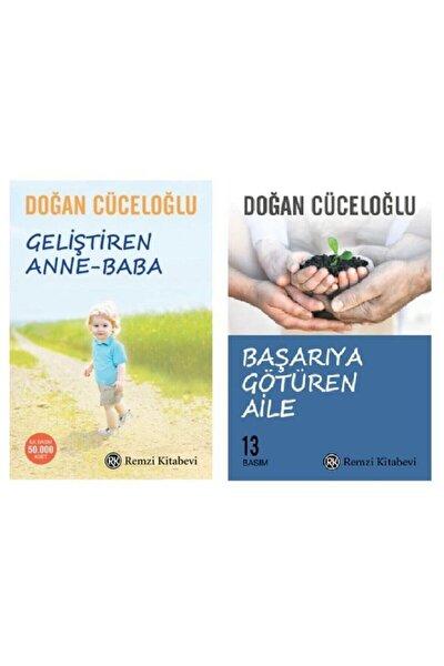 Geliştiren Anne Baba + Başarıya Götüren Aile 2 Kitap D. Cüceloğlu