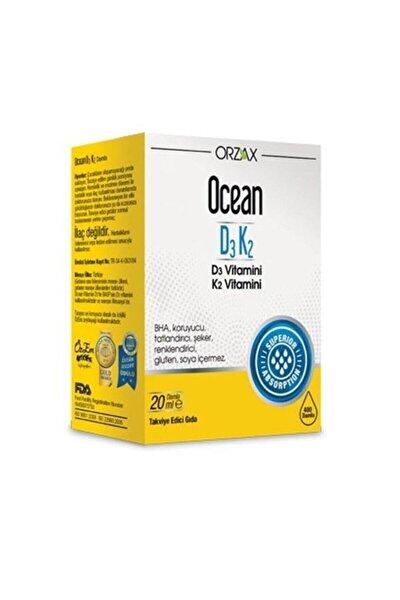 Vitamin D3 K2 Oral Drops 20ml