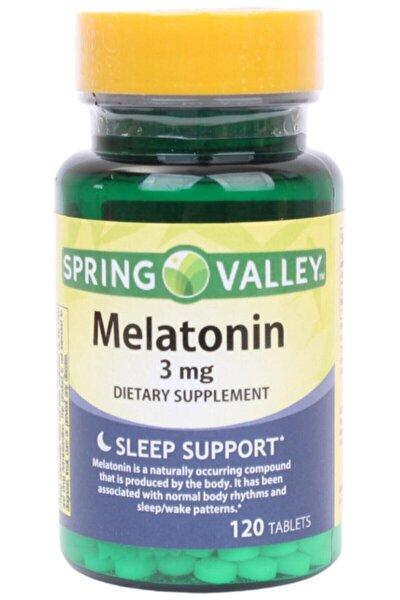 Spring Valley Melatonin 3 mg 120 Tablet