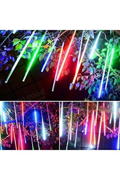 Meteor Yağmur Led Takımı-dekoratif Işık Akar Led Dış Mekan-10lu