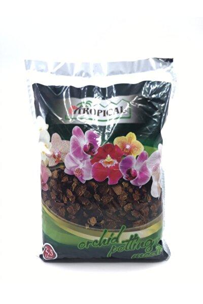 Tropikal Ithal Orkide Toprağı 2,5 Litre Orkide Besleyici Toprak