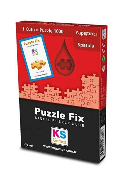 Games Puzzle Fix 1000'lik Puzzle Yapıştırıcı