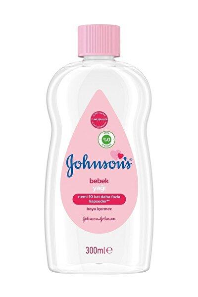 Johnsons Baby 300 Ml Bebek Yağı