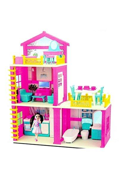 Lola'nın 3 Katlı Rüya Evi Seti