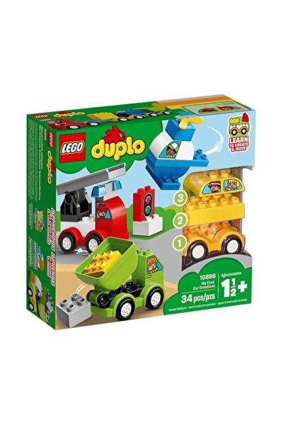 ® DUPLO® İlk Araba Tasarımlarım 10886