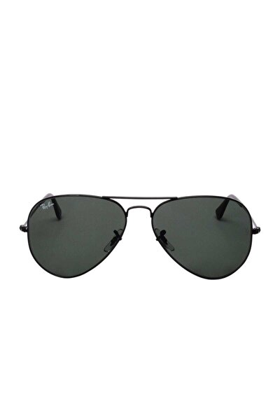 Unisex Siyah Güneş Gözlüğü Advıator Rb 3025 Col L2823 58-14