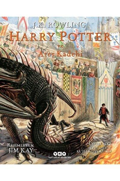 Harry Potter Ve Ateş Kadehi 4 (resimli Özel Baskı) - J. K. Rowling 9789750848360